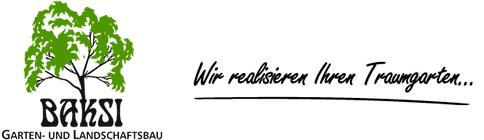 Garten- und Landschaftsbau Baksi Frankfurt am Main Logo